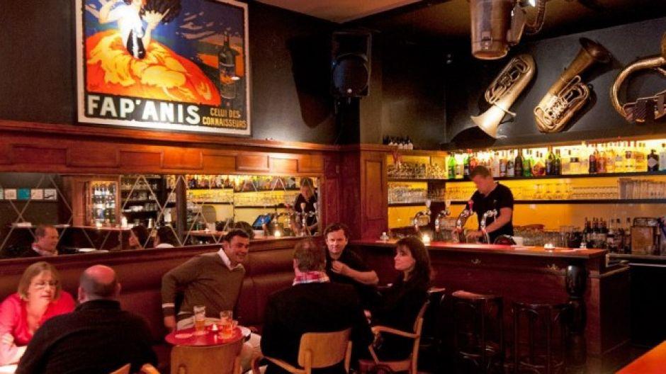 Music bar La Fayette Oostende cocktails en muziek